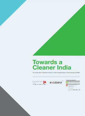 Towards a Cleaner India